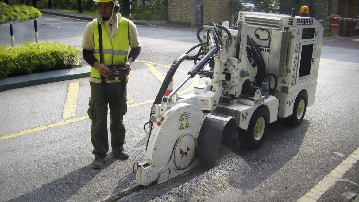 Micro-Trenching & Blown Fibre Technology